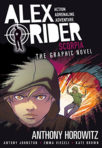 9780763692575: Scorpia: An Alex Rider Graphic Novel