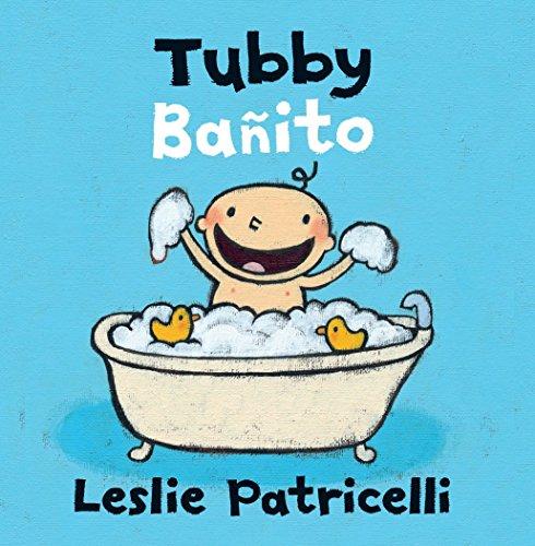 9780763693169: Tubby/Bañito (Leslie Patricelli board books) (Spanish Edition)