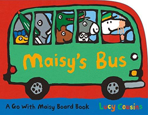 9780763694067: Maisy'S Bus (Go With Maisy Board Books)