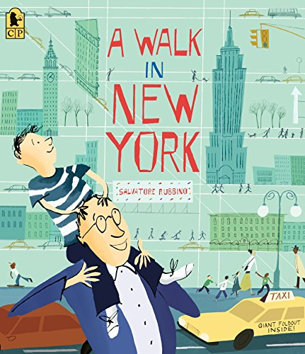 9780763695101: A Walk in New York