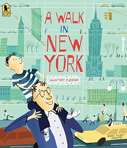 9780763695101: A Walk in New York