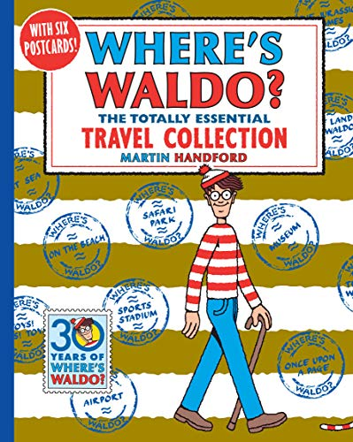 9780763695804: Where'S Waldo? The Totally Essential Travel Collection [Idioma Inglés]