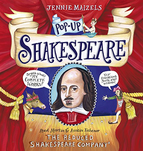 9780763698744: Pop-Up Shakespeare: Every Play and Poem in Pop-Up 3-D