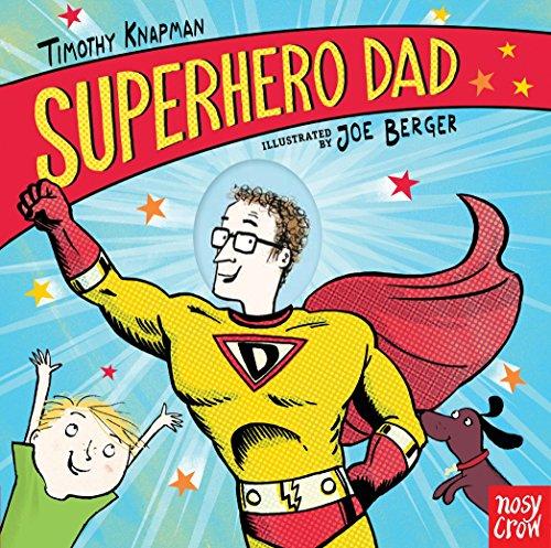 9780763699512: Superhero Dad