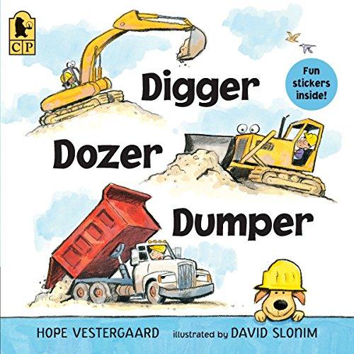 Digger, Dozer, Dumper (Paperback)