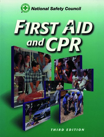 9780763701833: First Aid and Cpr