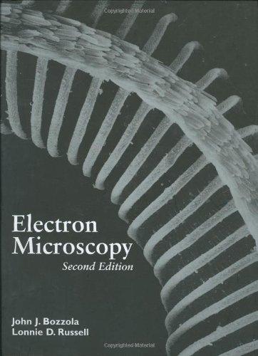 9780763701925: Electron Microscopy, 2nd Edition