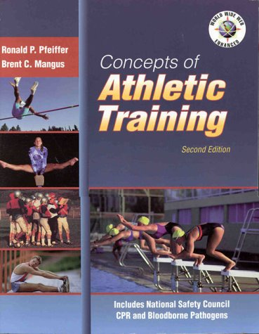 9780763702359: Concepts of Athletic Training