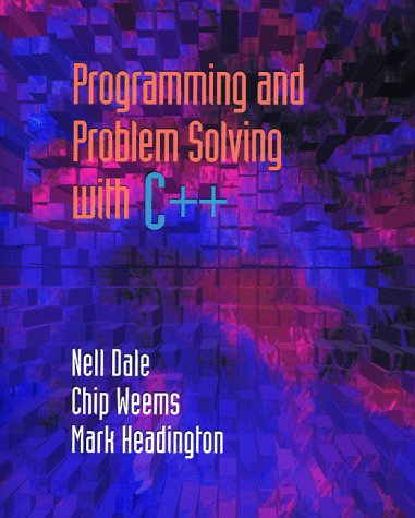9780763702922: Programming and Problem Solving With C++