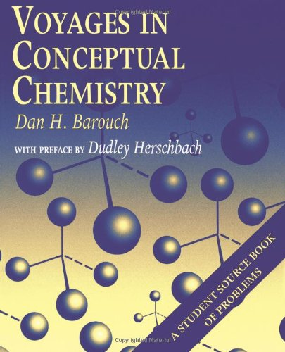 9780763703080: Voyages in Conceptual Chemistry