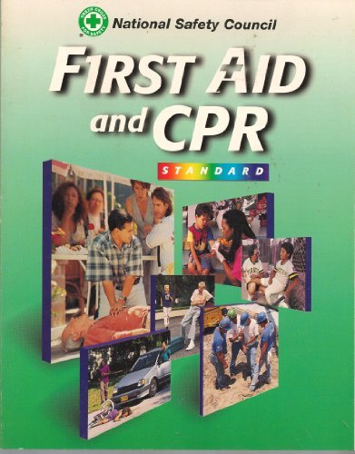 First Aid and Cpr (076370329X) by Nsc