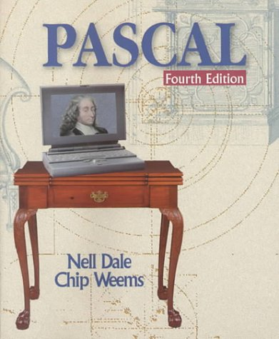 9780763703974: Introduction to Pascal and Structured Design, Fourth Edition (Computer Science)