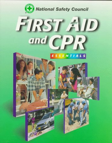 9780763704346: First Aid & CPR Essentials