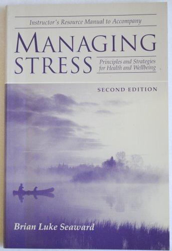9780763704742: Managing Stress Im