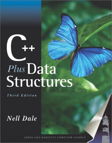 9780763704810: C++ Plus Data Structures