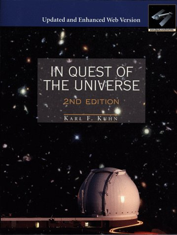 9780763706050: In Quest of the Universe, 2nd Updated & Enhanced Edition