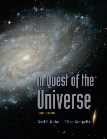 9780763708108: In Quest of the Universe Fourth Edition