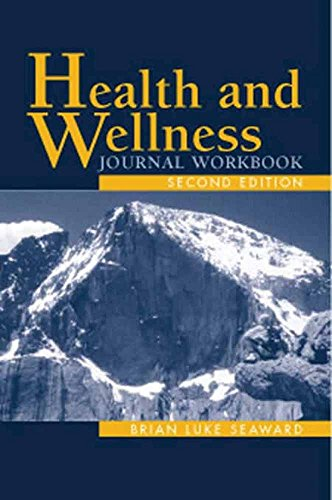 9780763708573: Health And Wellness Journal Workbook