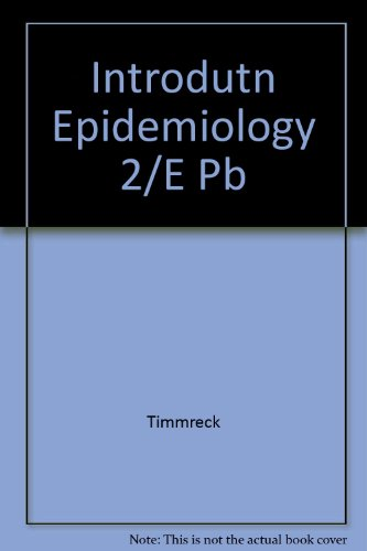 Im- Intro to Epidemiology 2e Instructor's Manual: Timmreck