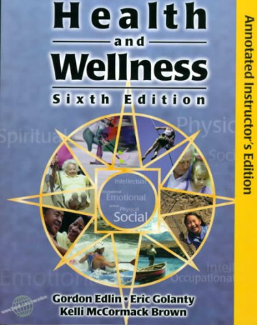 9780763709624: Health and Wellness