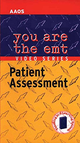 You Are the Emt: Patient Assessment (VHS Tape)