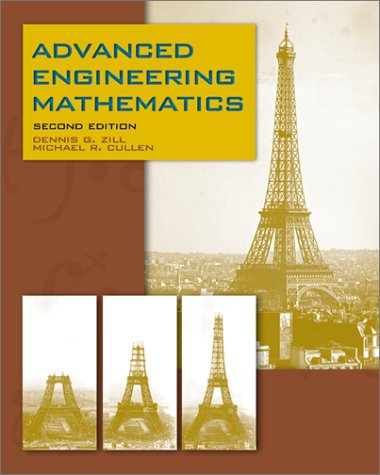 Advanced Engineering Mathematics: Dennis G. Zill,