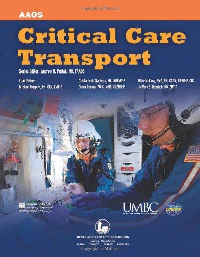 9780763712235: Critical Care Transport