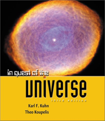 In Quest of the Universe: Karl F. Kuhn,