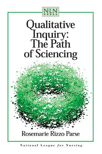 9780763715656: Qualitative Inquiry: The Path of Sciencing