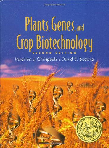 9780763715861: Plants, Genes, And Crop Biotechnology