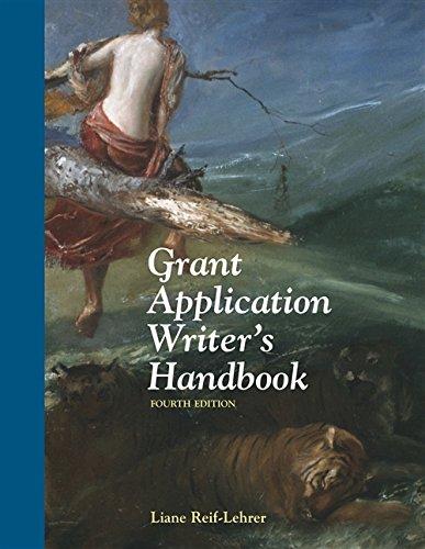 9780763716424: Grant Application Writer's Handbook