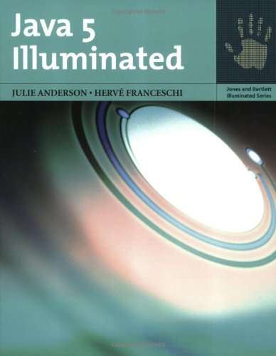 9780763716677: Java 5 Illuminated: An Active Learning Approach (Book & CD-ROM)
