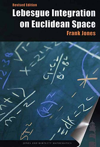9780763717087: Lebesgue Integration On Euclidean Space, Revised Edition (Jones and Bartlett Books in Mathematics)