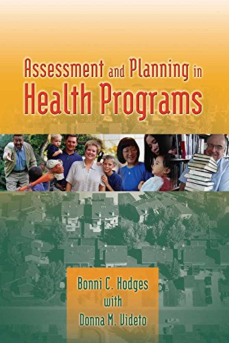 9780763717483: Assessment and Planning in Health Programs