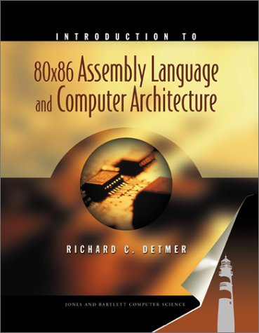 9780763717735: Introduction to 80X86 Assembly Language and Computer Architecture