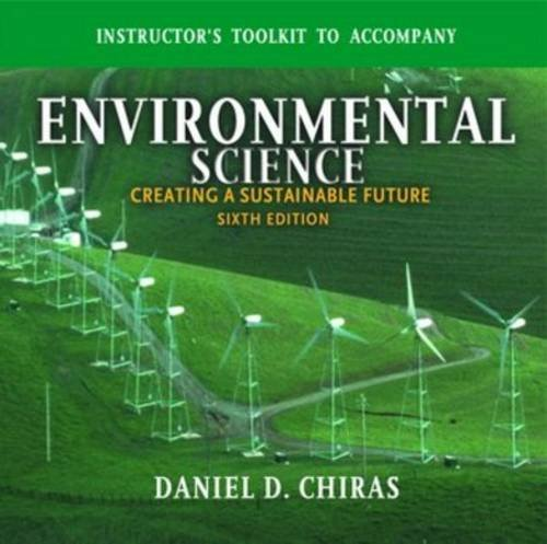 9780763717759: Itk- Environmental Science 6e Instructor's Toolkit