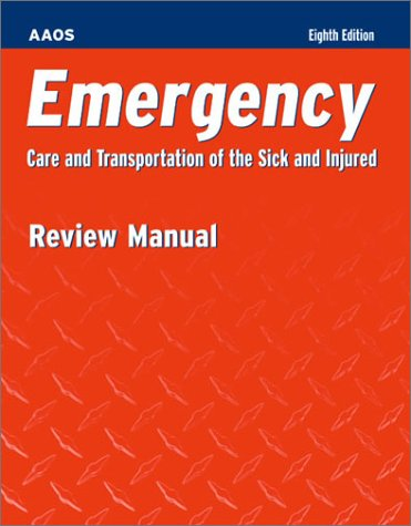 Emergency care sick injured abebooks emergency care and transportation of the sick american academy of fandeluxe Gallery