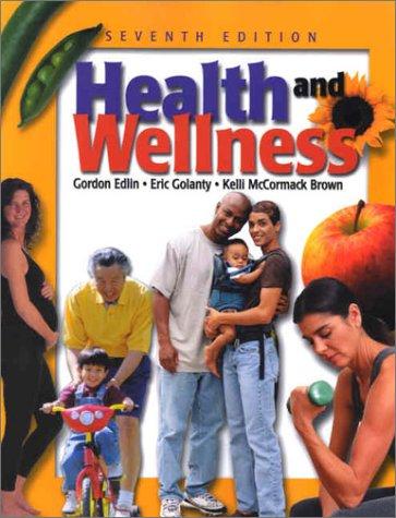 Health and Wellness: Gordon Edlin, Eric