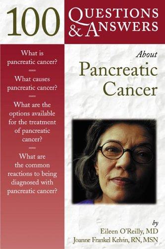 Pancreatic Cancer: Joanne Kelvin; Abraham