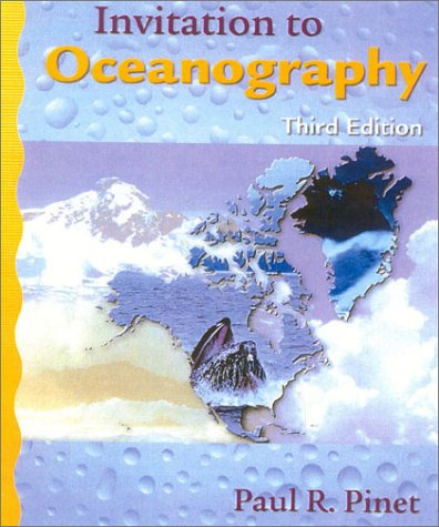 9780763721367: Invitation to Oceanography, Third Edition
