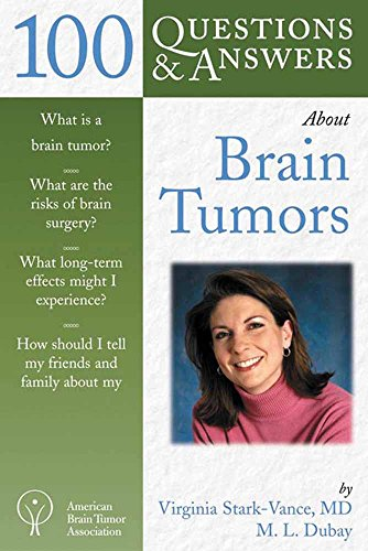 9780763723088: 100 Questions & Answers about Brain Tumors