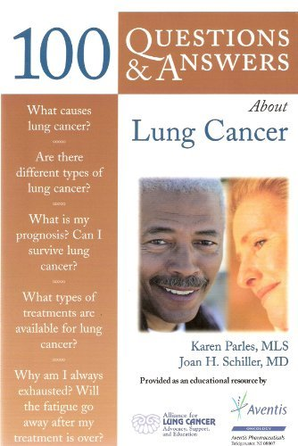 9780763723767: 100 Questions & Answers About Lung Cancer