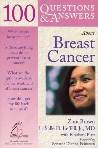 9780763724177: 100 Questions & Answers About Breast Cancer