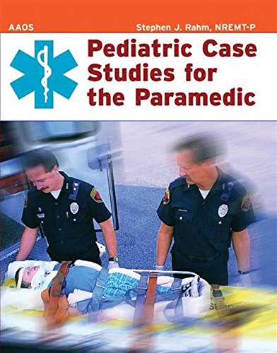 9780763725822: Pediatric Case Studies For The Paramedic