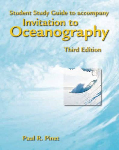 9780763726065: Invitation to Oceanography: Student Study Guide