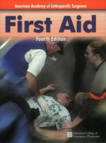 9780763728007: First Aid