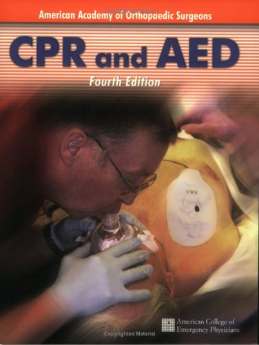 9780763728090: CPR & Aed