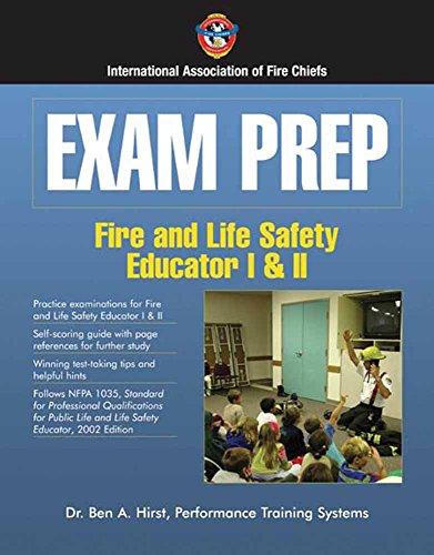 Exam Prep: Fire And Life Safety Educator I & II: IAFC