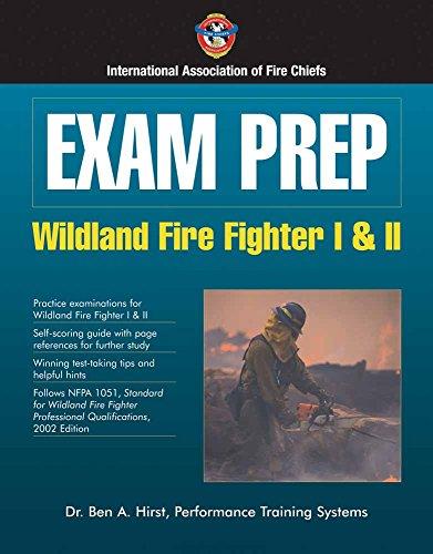 9780763728557: Exam Prep: Wildland Fire Fighter I & II