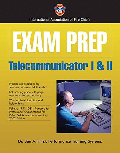 9780763728564: Exam Prep: Telecommunicator I & II
